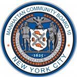 Community Board 10 logo