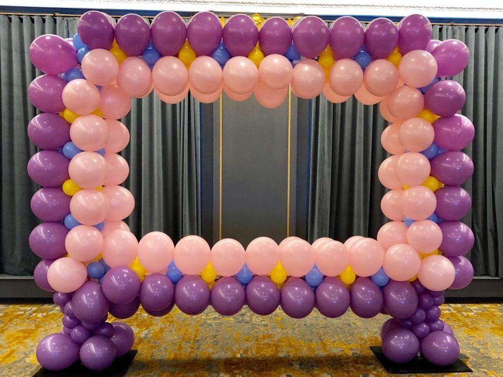 balloon frames